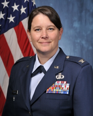 Colonel Jennifer Alexander