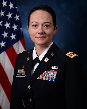 Major Christy Coulombe
