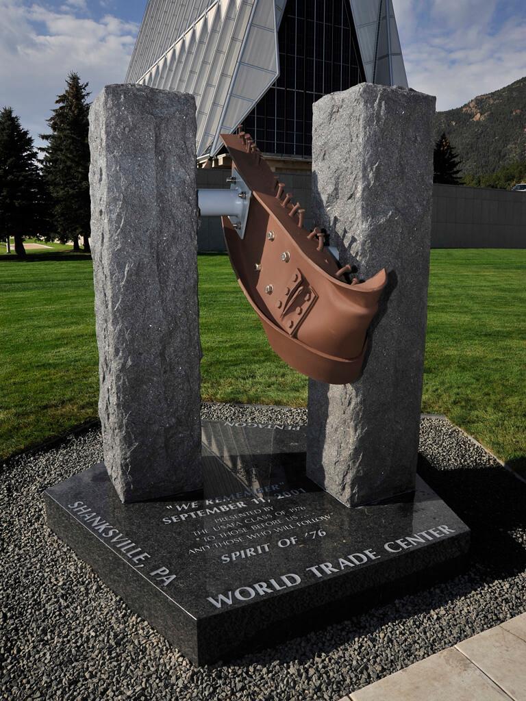 The Academy's 9/11 Memorial