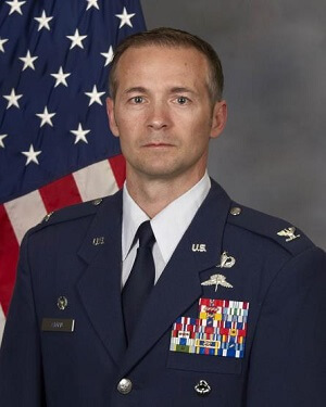 Col Thaddeus P Allen