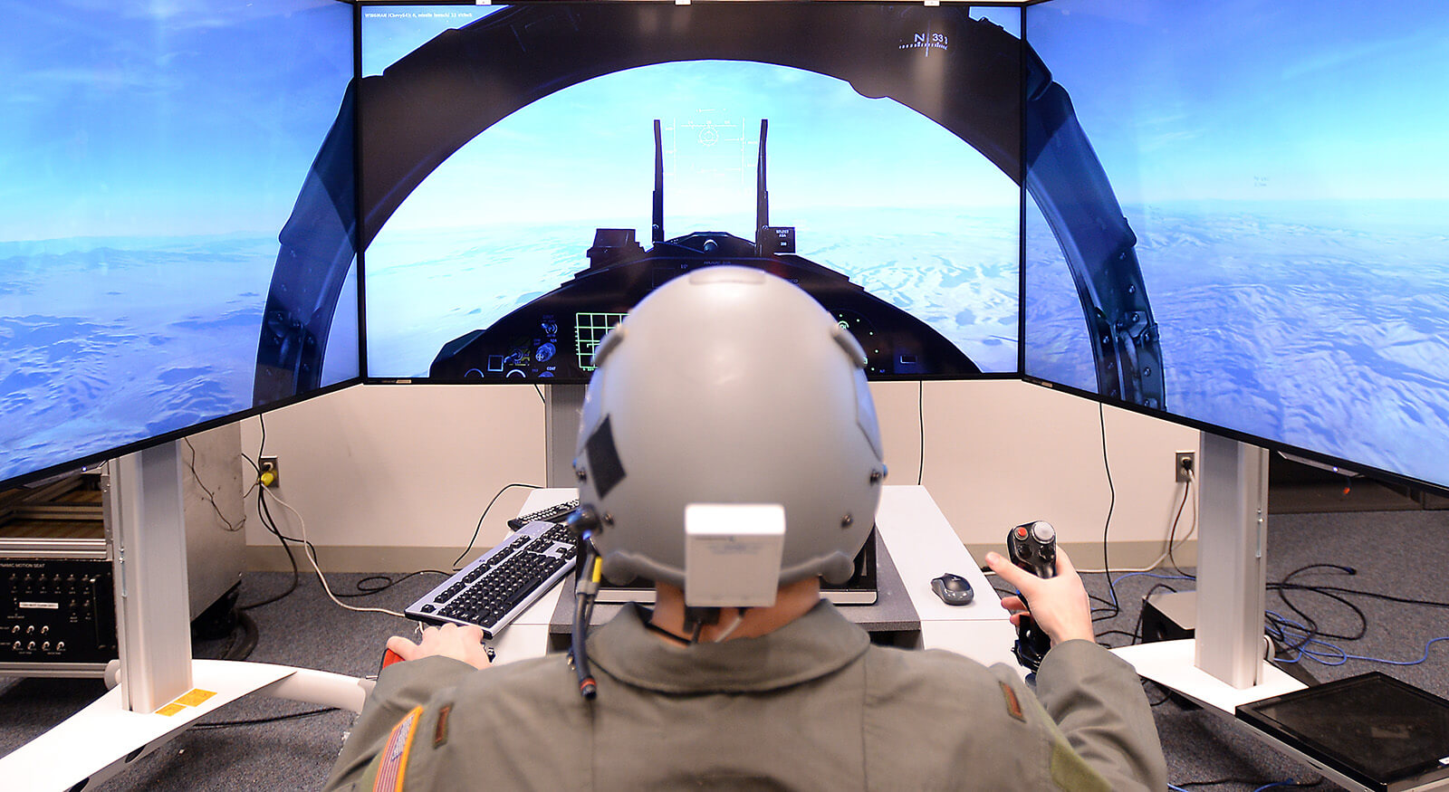 Warfighter Effectiveness Research Center