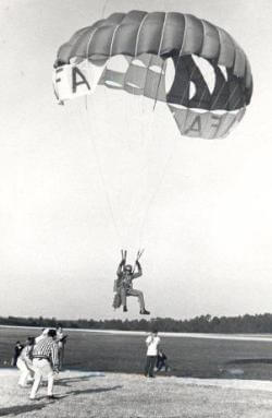 Wings of Blue historical image