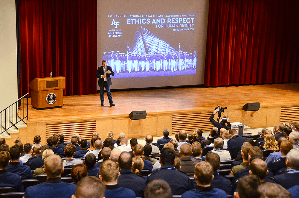 National Character & Leadership Symposium - United States