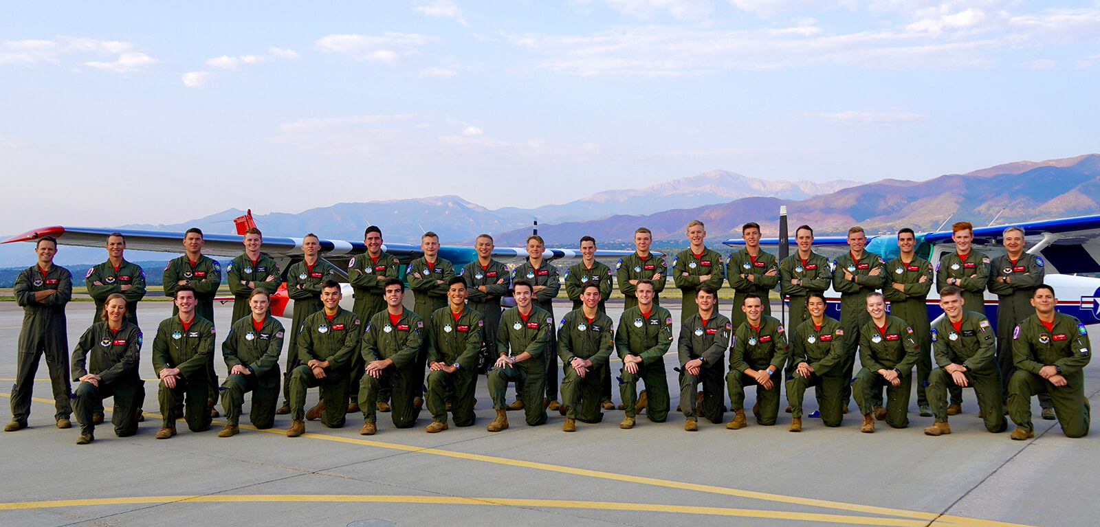 Air Force Academy Precision Flying Team