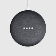 Google Home device.