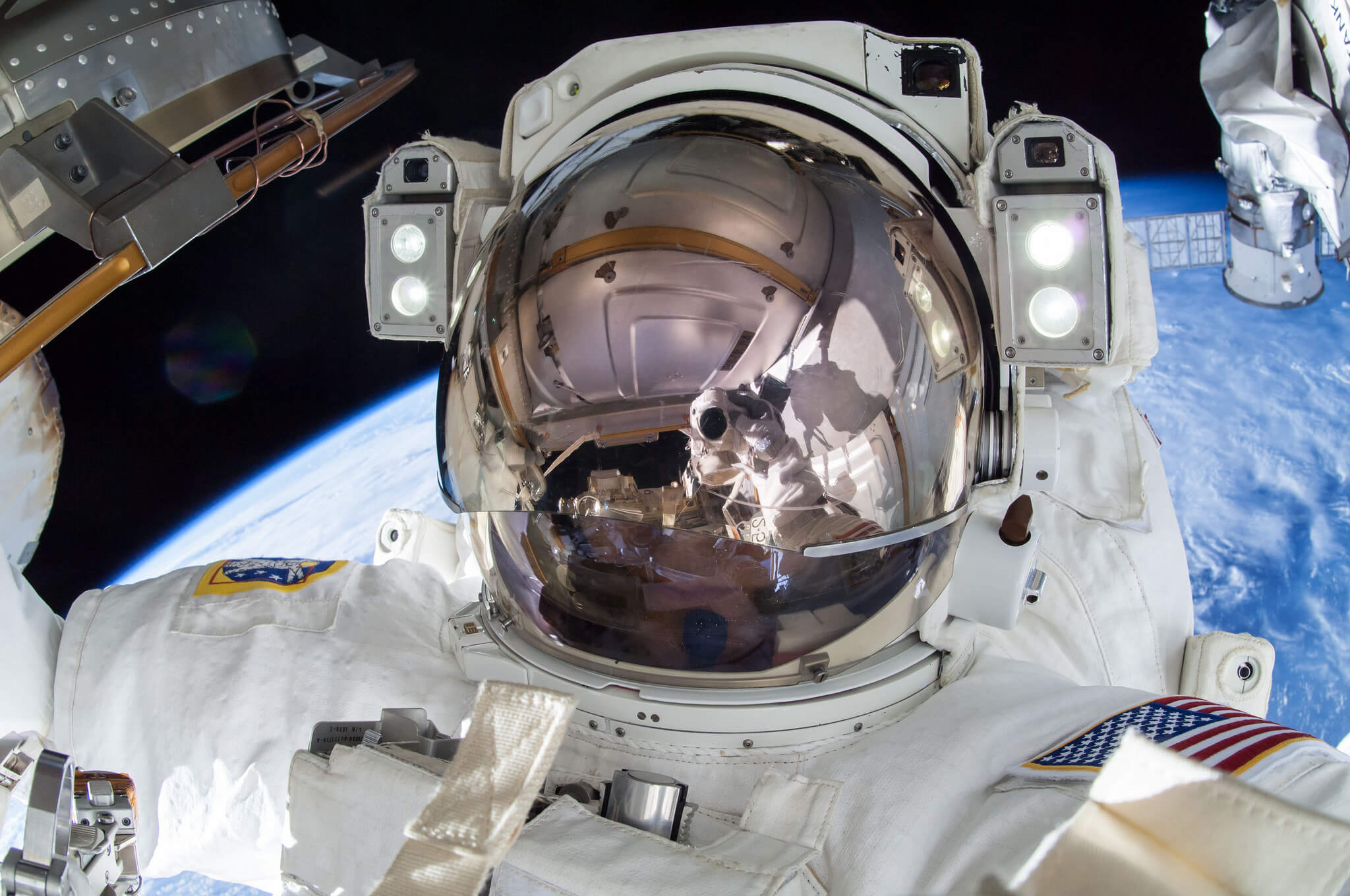 This is why the air force academy is leading the way in space